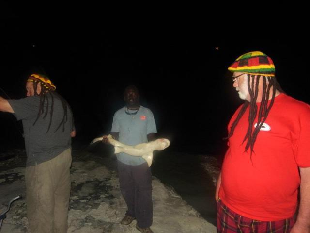 Bahamas fishing - Andros